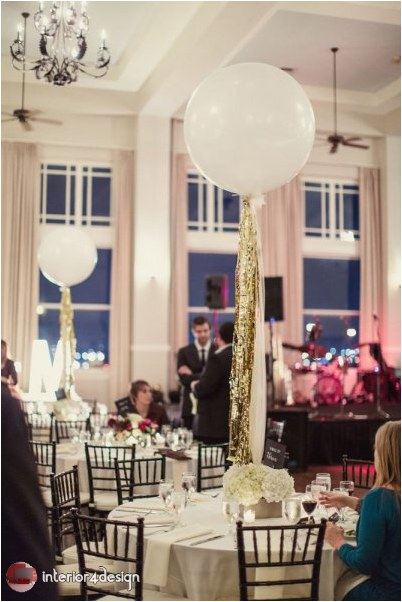 Wedding Decorations With Balloons And Flowers 19