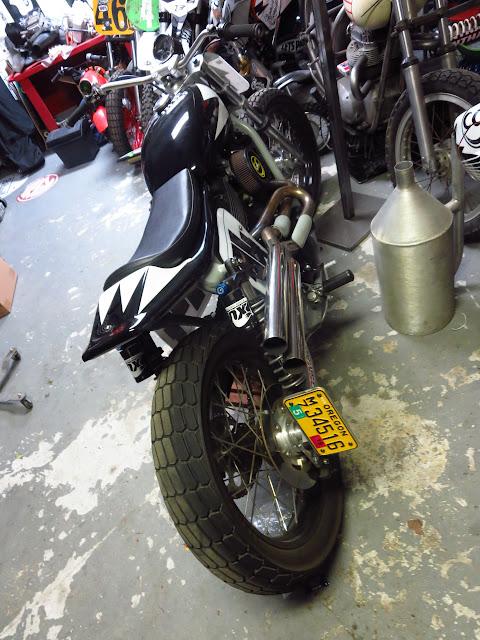 Thor Drake Harley-Davidson Street 750 Flat Tracker See See Motorcycles