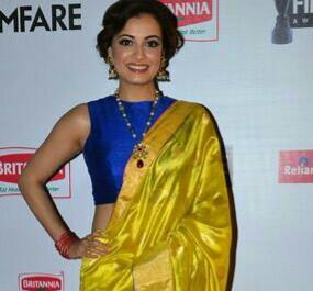 a8bbce434caae8  26 Simple sleeveless high neck blouse designs for silk sarees