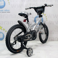 Sepeda Anak FAMILY SPORT BMX 16 Inci Red