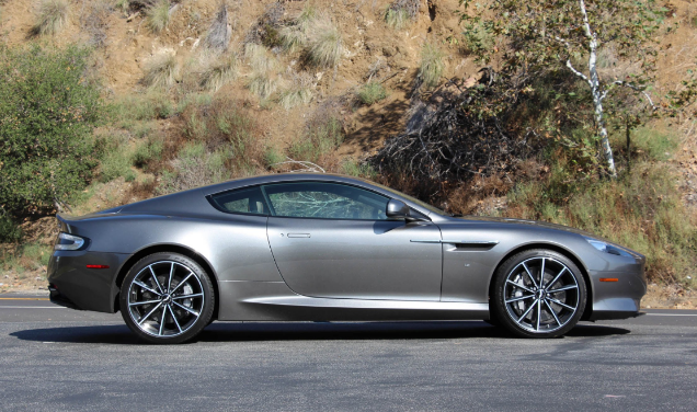 2016 Aston Martin DB9 GT: Aging Gracefully Review