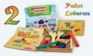 Paket Hemat Mainan Anak TK PAUD