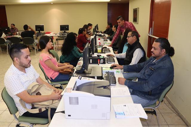 Plataforma de registro para Concurso de Oposición se satura a nivel nacional: SE