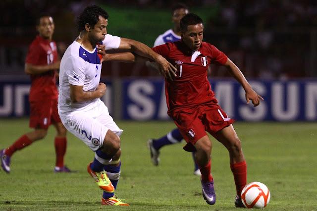 Chile y Perú en Copa del Pacífico 2012, 11 de abril