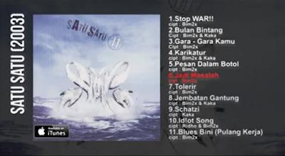 Koleksi Lagu Slank Mp3 Album Satu Satu 2003 Rar Zip Full Album Terpopuler
