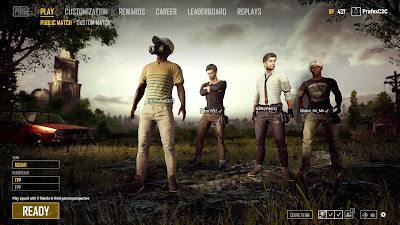PUBG Mobile PC Laptop Windows 2018