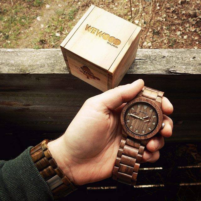 6f88ed07be1 Macho Moda - Blog de Moda Masculina  WeWood  Relógios Masculinos de ...