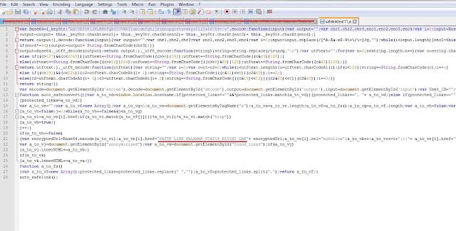 cara membuat blog safelink converter