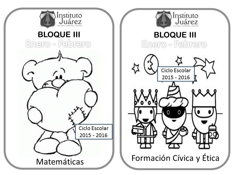 Imagenes Para Portada De Español Para Colorear: Instituto Juárez 5° Primaria: Portadas De Español Tercer