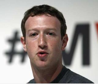 Mark Zuckerberg Orang Terkaya No.9 di Dunia