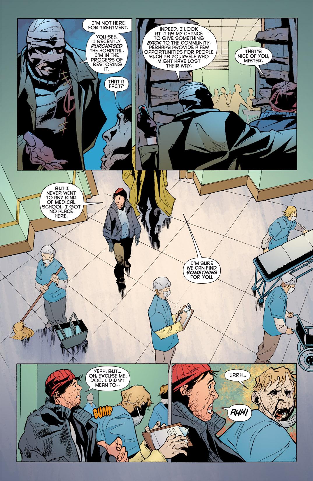 Detective Comics (1937) 846 Page 6