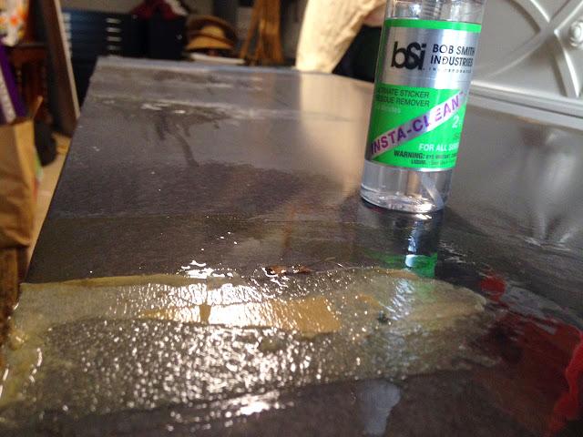 Insta-Clean - Sticker Remover - BSI Adhesives