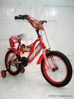 Sepeda Anak Everbest 16-727 Naruto 16 Inci 3