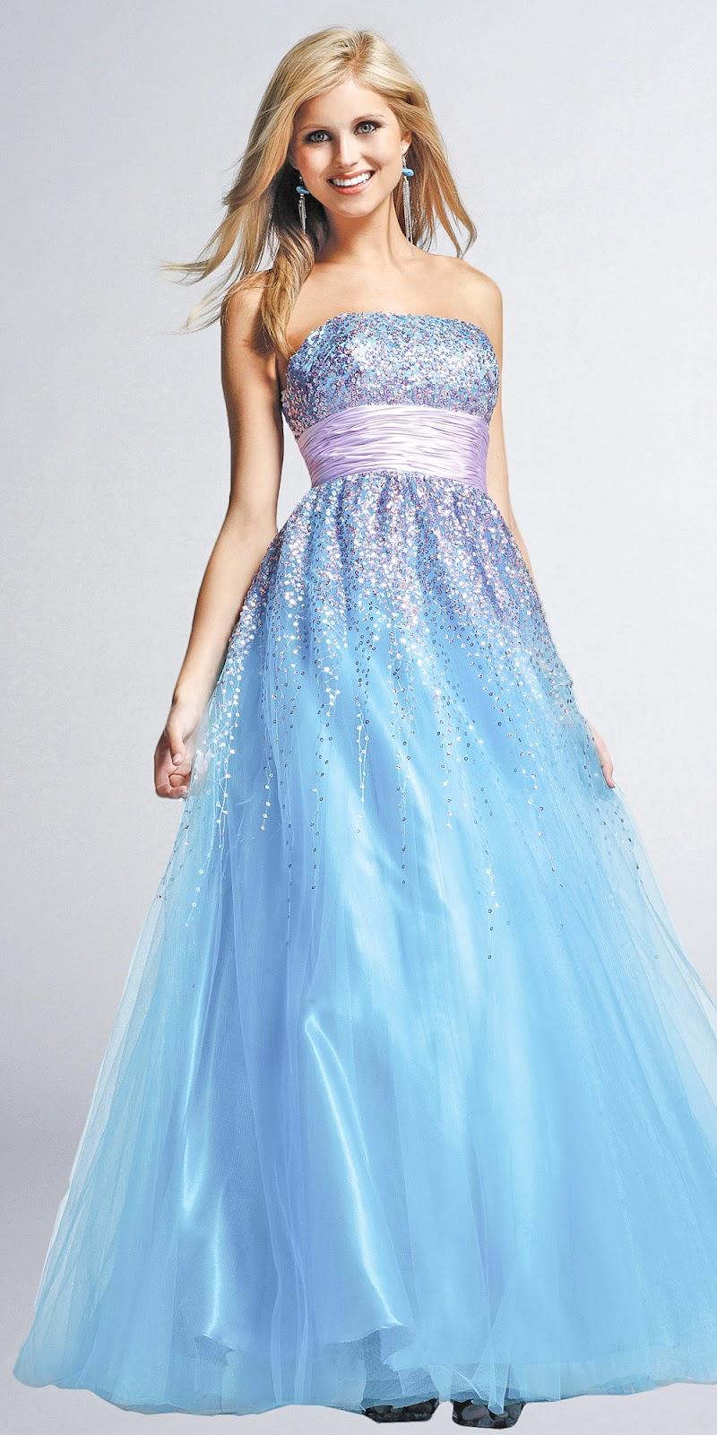 New Fashion Mall: Pretty Prom Dresses