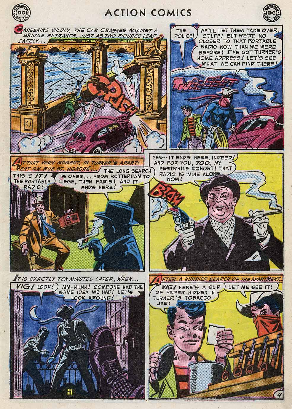 Read online Action Comics (1938) comic -  Issue #196 - 37