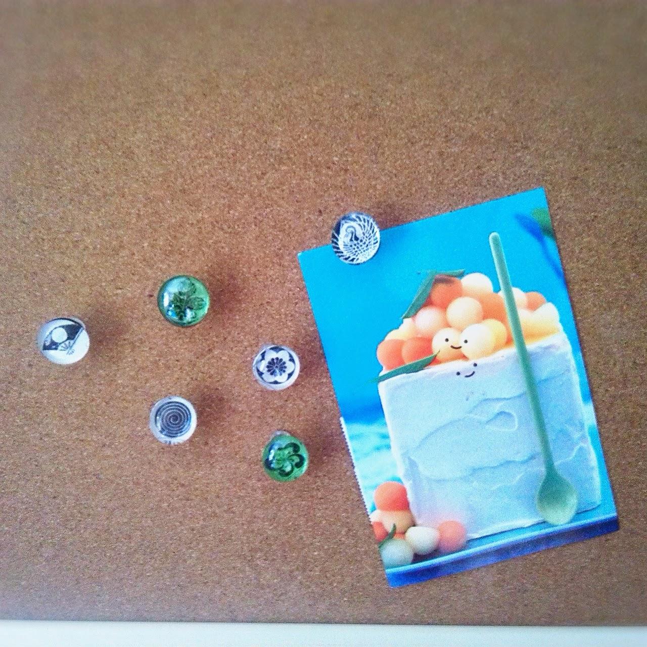 midori 39 s blog pins und magnete diy. Black Bedroom Furniture Sets. Home Design Ideas