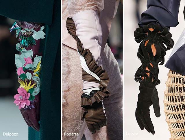 Trend gloves 2016