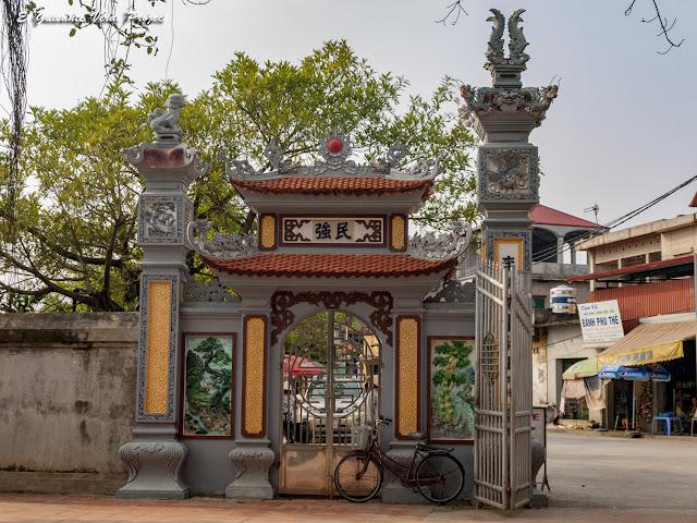 Entradas Templos Bac Ninh - Vietnam por El Guisante Verde Project