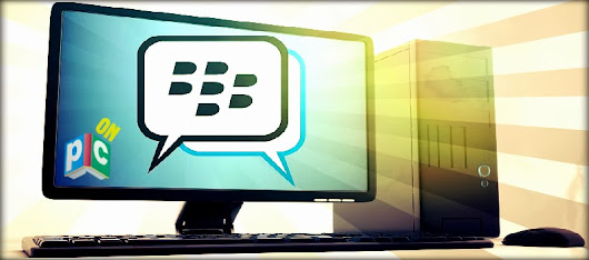 BCyberg: Install and get ID BlackBerry Messeger (BBM) on PC
