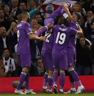 Real Madrid Makes Champions League History
