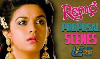 Remo – Proposal Scene | Sivakarthikeyan | Keerthy Suresh | Anirudh Ravichander