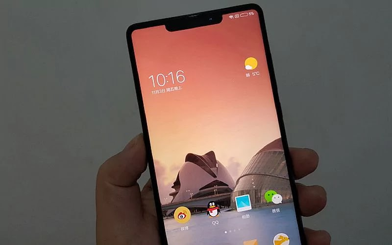 Mobile World Congress 2018; MWC2018, Xiaomi Mi Mix 2S; Mi Mix 2S