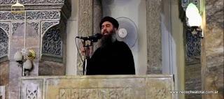"""Abu Bakr Al Bagdadi, el """"Califa Ibrahim"""""""