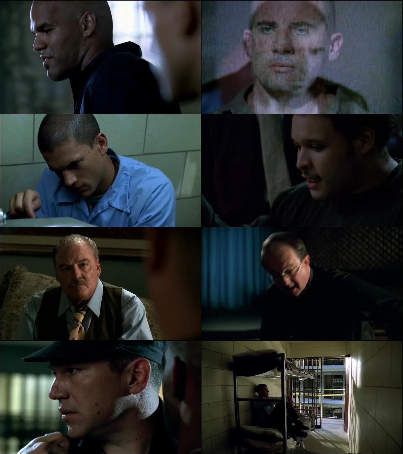Prison Break Temporada 1 720p