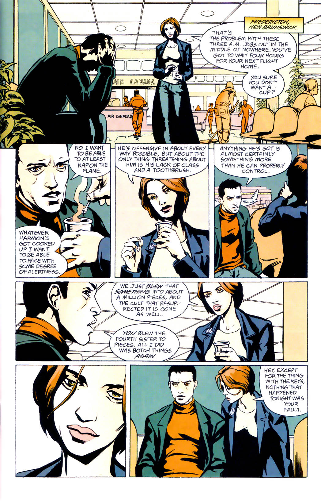 Read online Midnight, Mass comic -  Issue #6 - 2