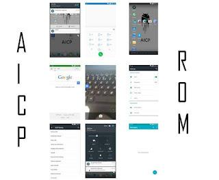 AICP ROM FOR SKK LYNX OCTA