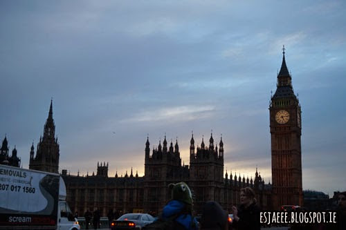 Travel: London (Day 1)
