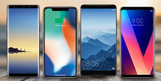 5 Smartphone Unggulan Yang Akan Rilis di Awal Tahun 2019