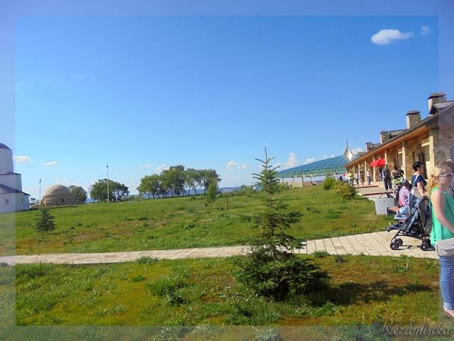 лавки ремёсел в Болгар