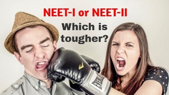 Will NEET-II be tougher than NEET-I?