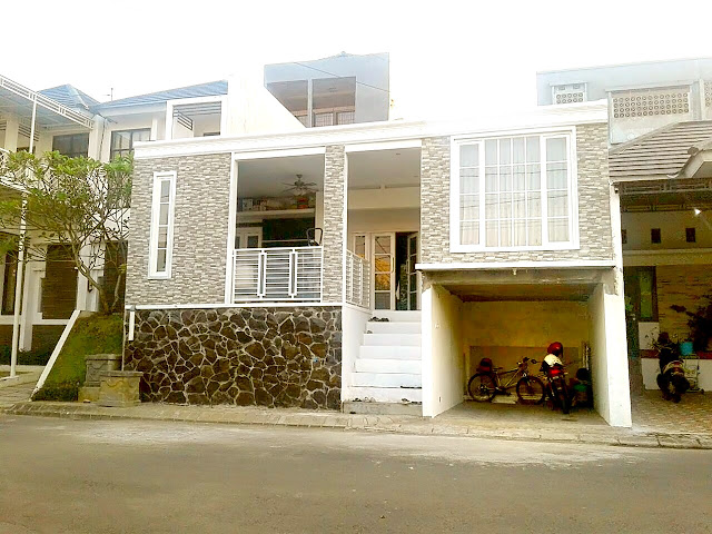 Rumah Dijual di Greenhills Residence Malang