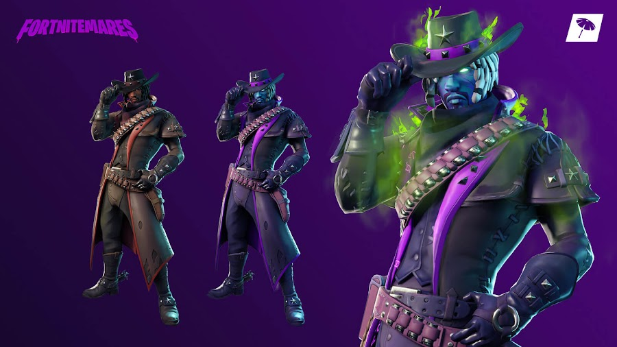 fortnite battle royale deadfire outfit halloween event