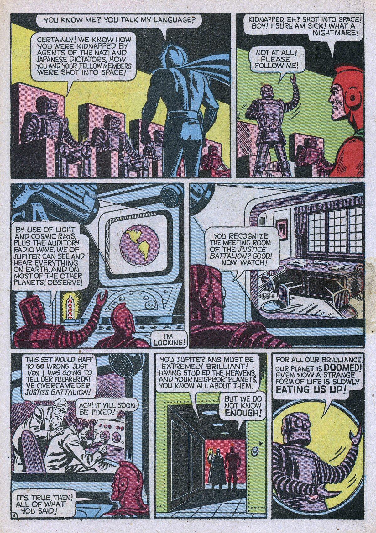 Read online All-Star Comics comic -  Issue #13 - 31