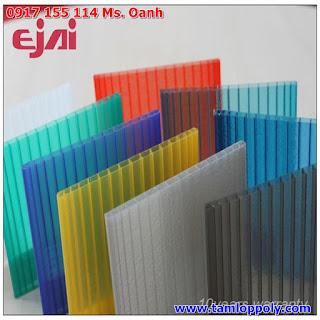 Nhà phân phối tấm lợp lấy sáng thông minh polycarbonate chính thức tại Miền Nam - Sơn Băng ảnh 5