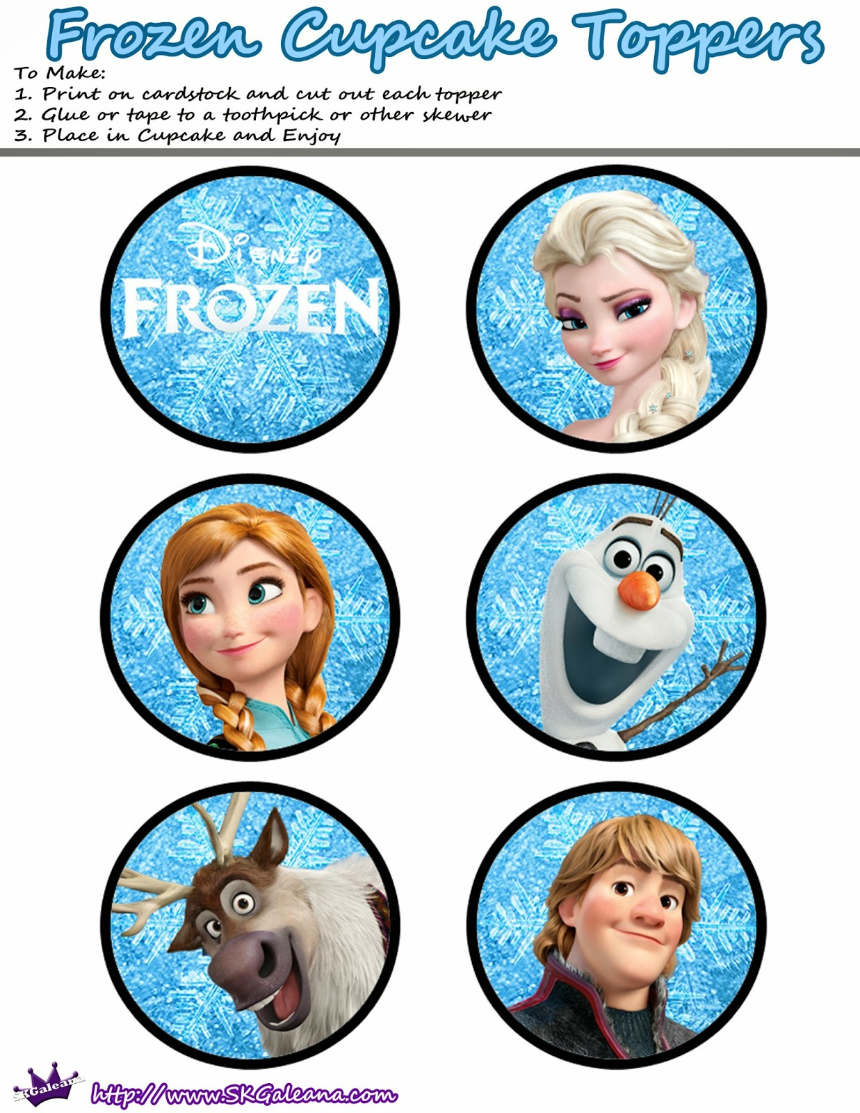 Frozen Free Printable Candy Bar Labels And More