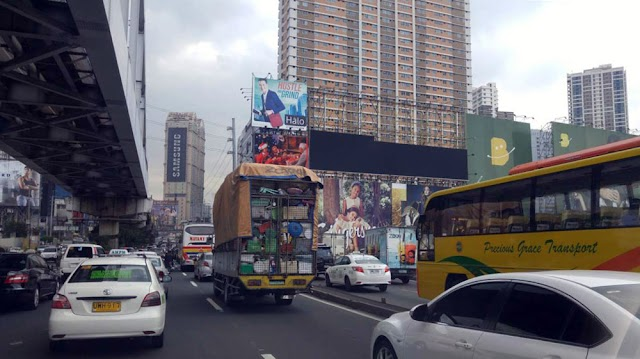 OOH Master Class : The Upcoming LED on EDSA Guadalupe Will Diminish Bench's Visibility