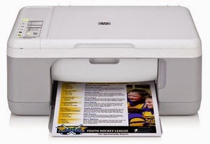 HP Deskjet F2280 All-in-One Printer Driver Download