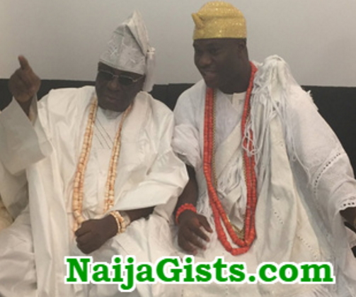 ooni ife demands apology oba eko