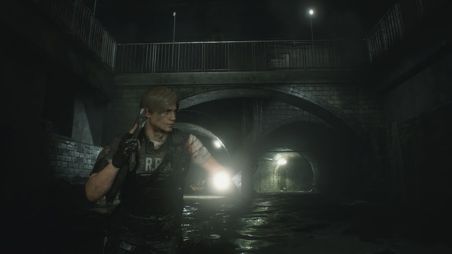 resident evil 2 remake leon kennedy screens 3