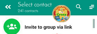 How To Create WhatsApp Group Invite Link or Join WhatsApp Group via Invite Link