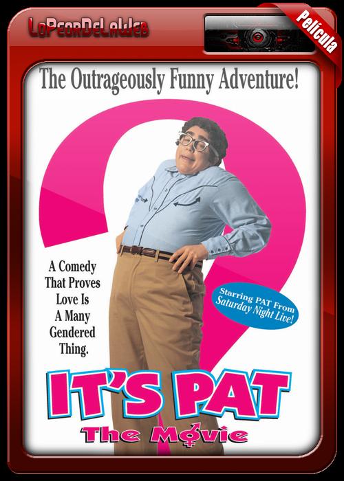 It's Pat (1994) | Es Pat 720p H264 Dual