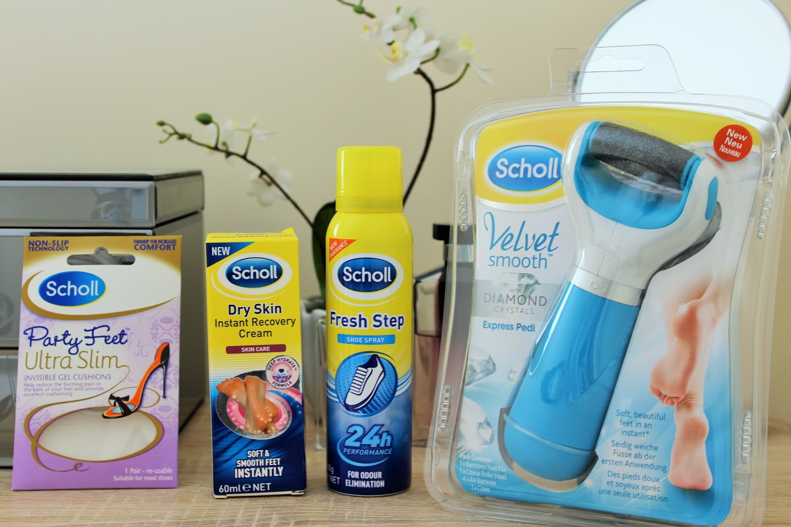 Scholl Foot Care