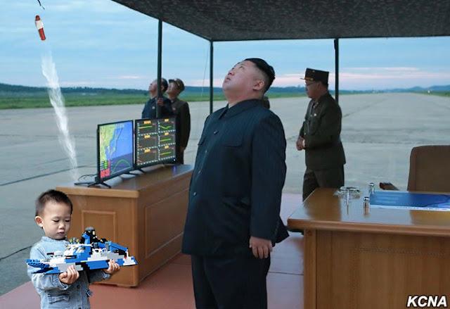 Memes de Kim Jong-un y el lanzamiento del misil