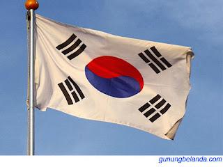 Apakah Ada Warna Hijau Di Bendera Korea Selatan