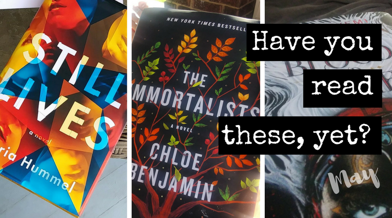 Have you read these, yet? Book review for Still Lives, The Immortalists, and Children of Blood and Bone