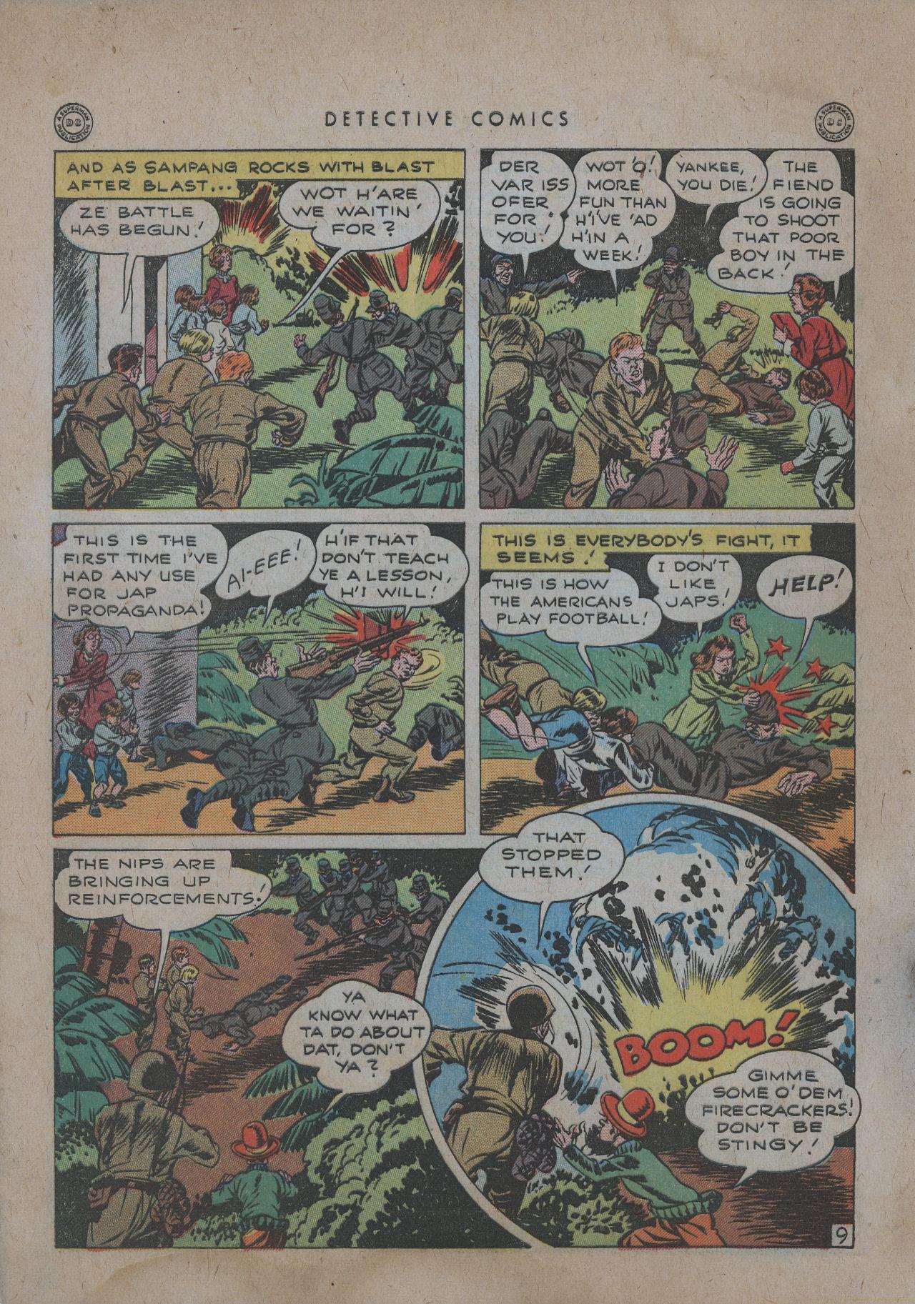 Read online Detective Comics (1937) comic -  Issue #101 - 48